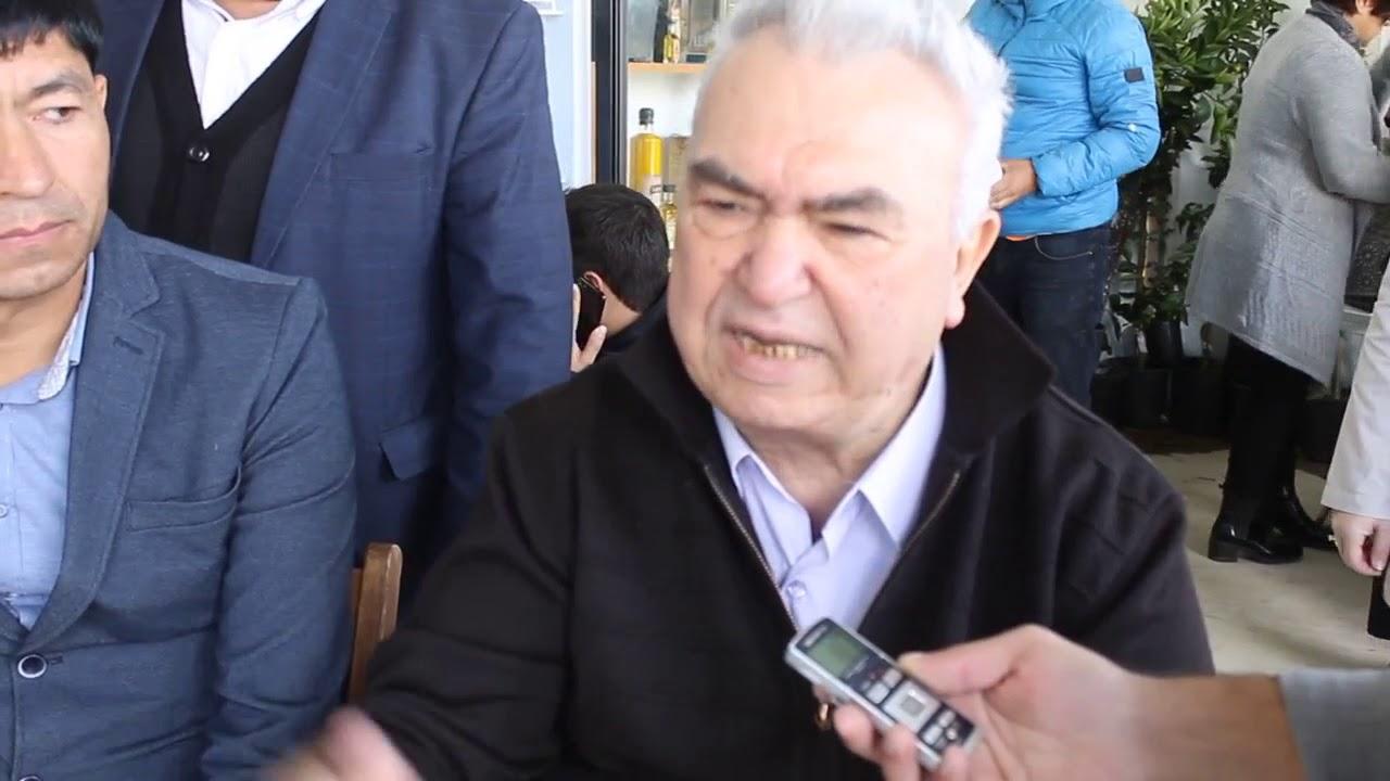 Özbek yatırımcılar Bademli Fidancılık Kooperatifinin davetlisi olarak Süs Bitkileri Sergisine katıldı