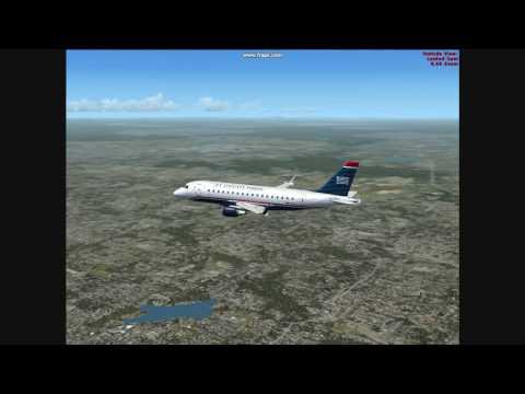 fsx Boston-Albany E Jet 170