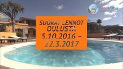 Oulusta suoraan Kanariansaarille 2016-2017 - Easylomasta!