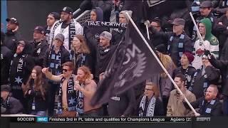 Highlights: MNUFC vs. LA Galaxy | May 21, 2017