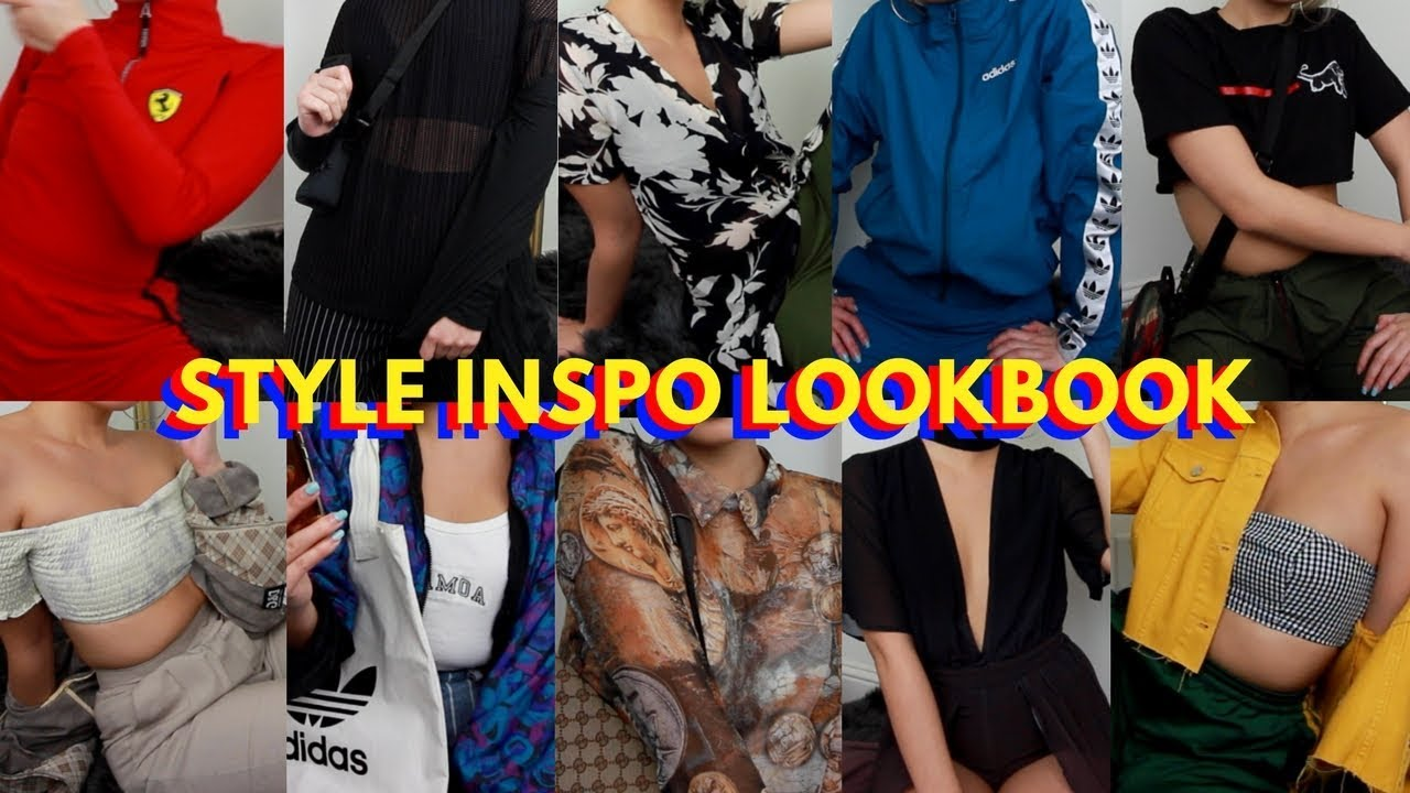 10 OUTFITS TO SLAY YOUR LIFE | 2018