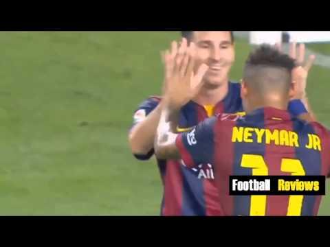 Barcelona vs Club Leon 2014 6 0 All Goals & Highlights ~ English Luis Suarez debut FULL HD