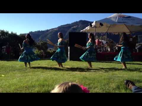 Hula at Henry's Goes Wine 8/2013 #1