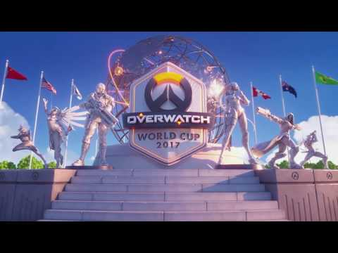 France vs Denmark | Shanghai Group Stage | Overwatch World Cup