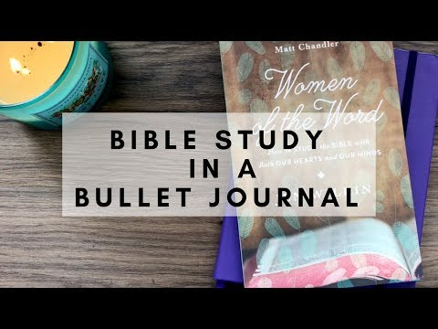 bible-study-bullet-journal-set-up