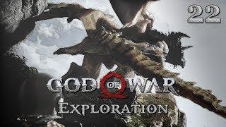 EXPLORATION - GOD OF WAR (PS4 Pro)