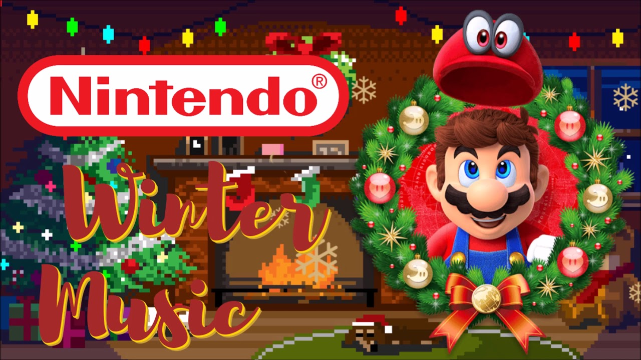 More Winter and Holidays Nintendo Music! - YouTube