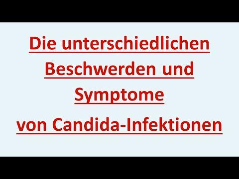 candida infektion