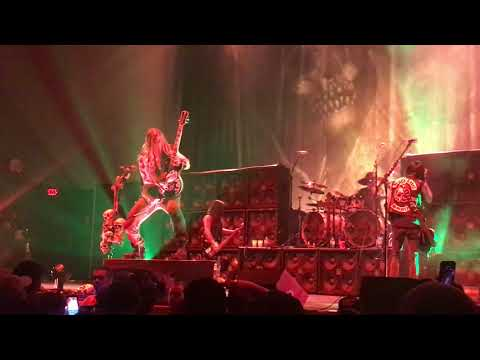 Black Label Society mini solo clip