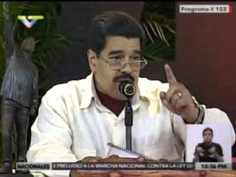 Maduro Decret 243 Los Viernes Como D 237 A No Laborable Para