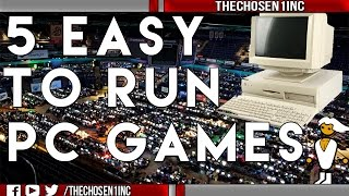 5 Easy To Run PC Games