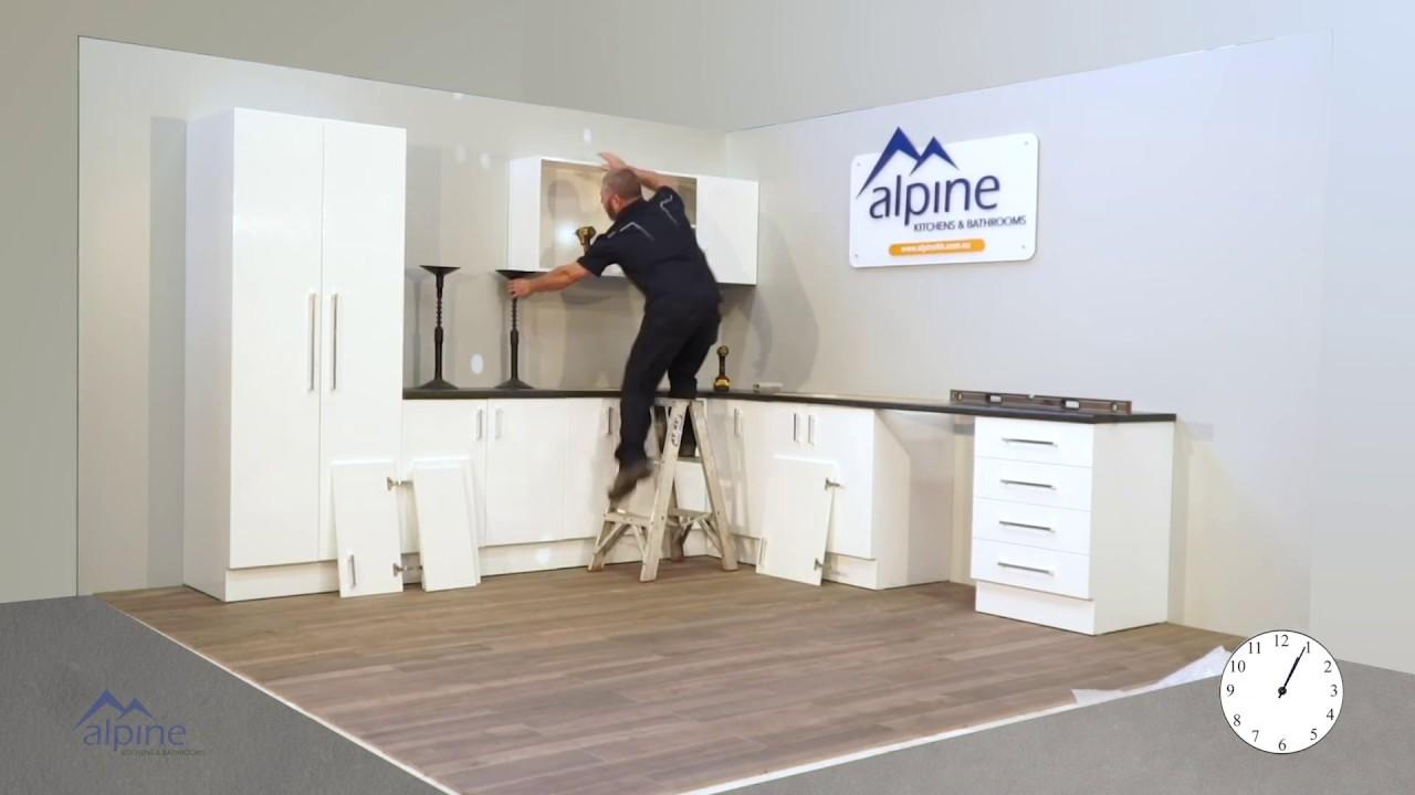 Pre assembled Kitchen Cabinets vs Flat Pack Kitchen Cabinets