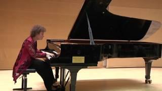 "Yael Weiss Performs Lera Auerbach's ""Ludwig's Nightmare"""