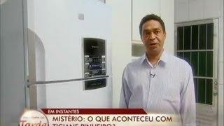 Celso Russomanno ajuda consumidor que teve problemas com a geladeira