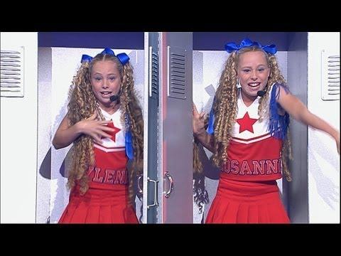Mylène en Rosanne - Double me | Officiële Videoclip Junior Songfestival 2013