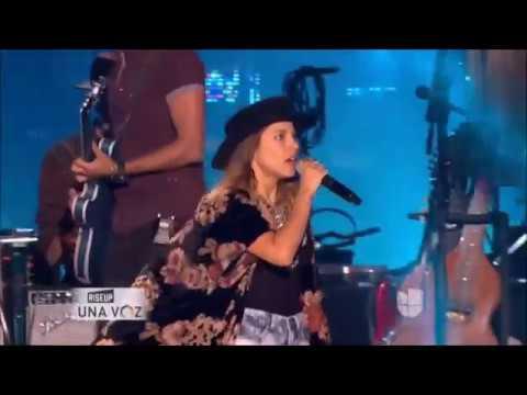 Rise Up - Fonseca y Debbie Nova - En vivo en Riseup As  One