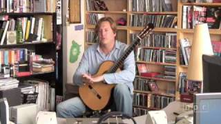 Jason Vieaux Tiny Desk Concert at NPR Music