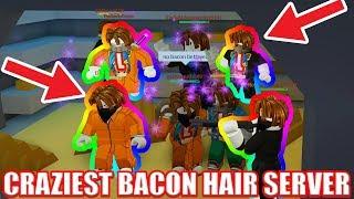 Server voller Speck Haare!!! [PANNEN] | Roblox Jailbreak