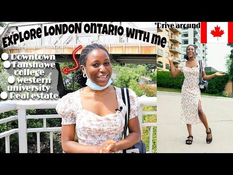 EXPLORE LONDON ONTARIO TOUR