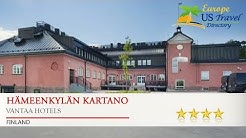 Hämeenkylän Kartano - Vantaa Hotels, Finland