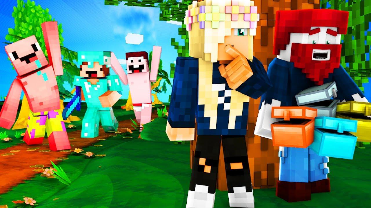 250 PROS DURCHSUCHEN DIE HOCHSICHERHEITSZONE - Minecraft ...