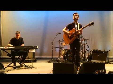 Playing with PJ Pacifico: Ridgefield Playhouse Soundcheck