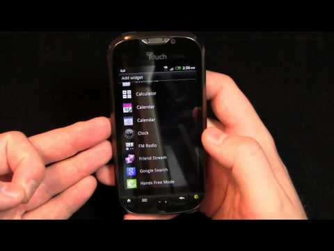 T-Mobile myTouch 4G Slide Review Part 1