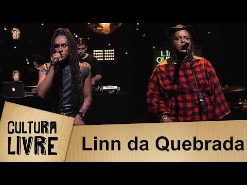 Cultura Livre | Linn da Quebrada | 05/06/2018