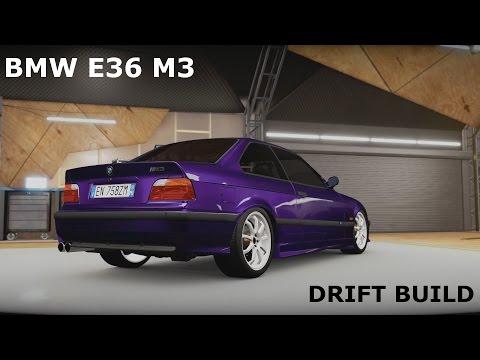 Forza horizon 2 bmw m3 e36 drift build with tune for Garage bmw horizon