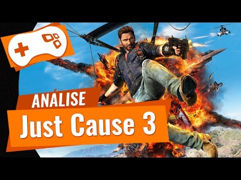 Just Cause 3 [Análise] - TecMundo Games Review