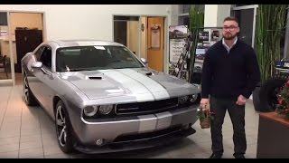 2014 Dodge Challenger SRT8 For Sale | Redwater, AB