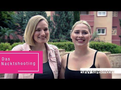 Curvy Supermodel - Das Nacktshooting - RTL II