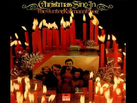 The Gunter Kallmann Choir : Christmas Alphabet, White Christmas