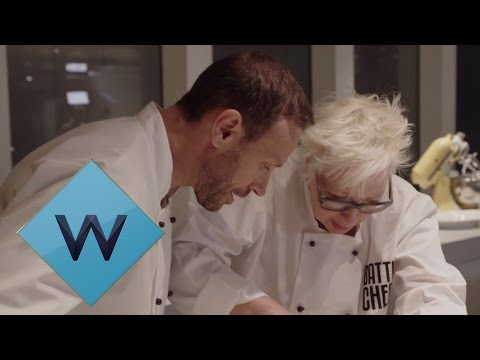 Jenny, Greg And Jason Panic Over Pastry | Battlechefs | W