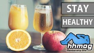 Healthy Juicing Tips For Kids - Top Juice Health Benefits & Recipe