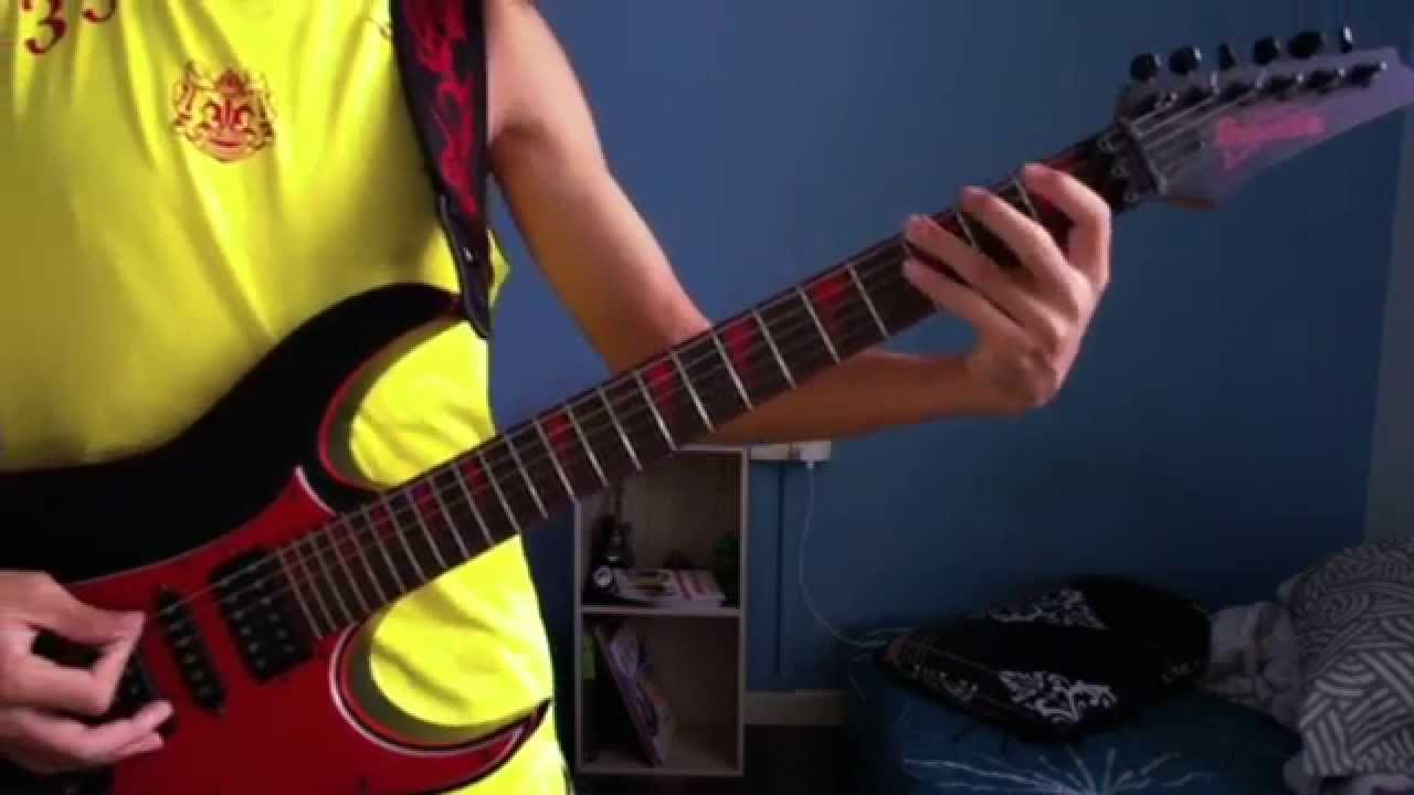 how to play do i wanna know on guitar