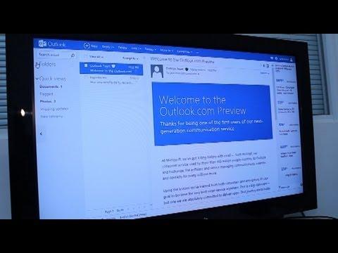 Un paseo por el nuevo Hotmail: Outlook.com