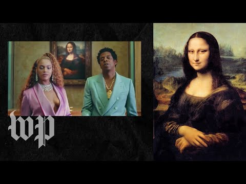The meaning behind 5 pieces of art seen in the new Beyoncé and Jay-Z video