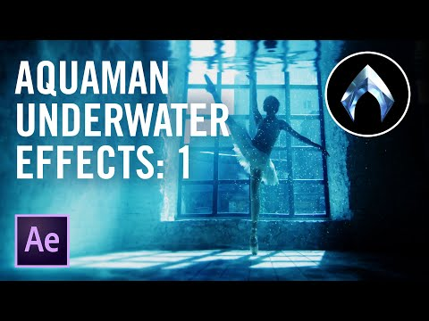 Cheap Tricks   AQUAMAN Underwater Effects: Part 1 (VFX Tutorial) thumbnail