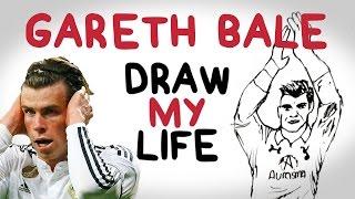 Gareth Bale   Draw My Life
