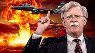 John Bolton Tries To Prevent His Pals From Being Prosecuted For War Crimes