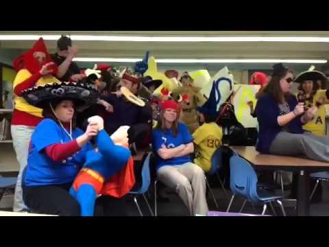 Summitview PSSA Harlem Shake Fan Video