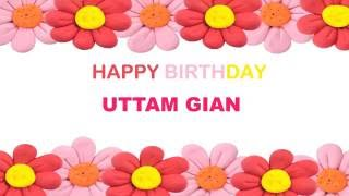 UttamGian   Birthday Postcards & Postales8 - Happy Birthday
