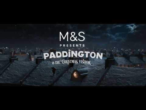 Thumbnail: M&S Christmas TV Ad 2017 | Paddington & The Christmas Visitor #LoveTheBear