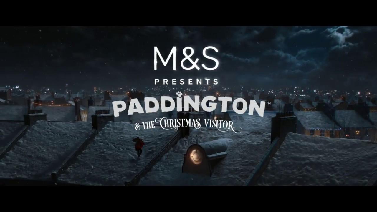 M&S Christmas 2020 Advert M&S Christmas TV Ad 2017 | Paddington & The Christmas Visitor
