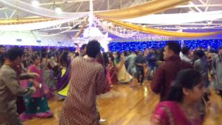 Auckland Gandhi hall garba 2014 part 2
