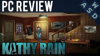 Kathy Rain Review   PC Gameplay and Performance