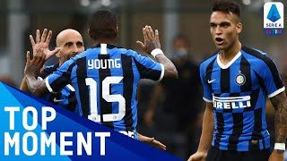 Ashley Young scores his 3rd league goal of the season! | Inter 3-1 Torino | Top Moment | Serie A TIM