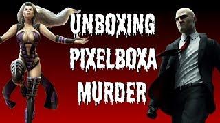 Pixelbox Murder - luty 2018