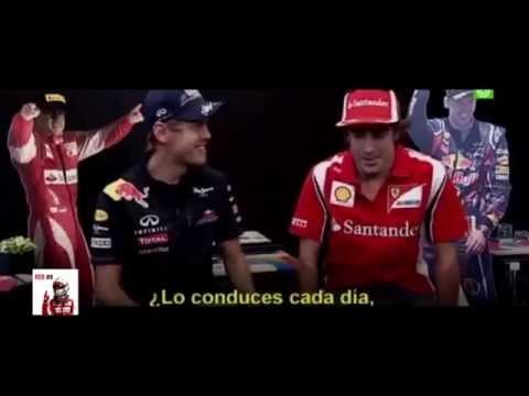 Clash of the Titans - Fernando Alonso vs Sebastian Vettel